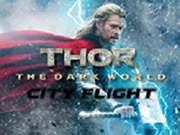 Image Thor The Dark World City Flight