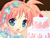 Blossom Cake Decoration