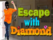 Escape with Diamond