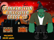 Frankenstein Halloween Dress Up