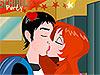 High School First Kiss