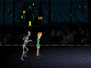 Scooby Doo Creepy Run