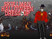SkullMan Dress Up