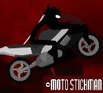 Stickman Moto 3D