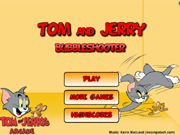 Tom and Jerry Bubble Shooter