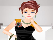 Trendy Shopping Dress Up