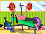 Zoe At Gym2